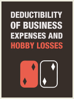 Determining the Deductibility of Business Expenses and Hobby Losses