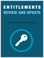 Entitlements Review & Update