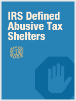 IRS Defined Abusive Tax Shelters