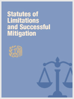 Statutes of Limitations and Successful Mitigation