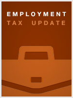 Employment Tax Update