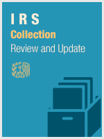 IRS Collection & Review